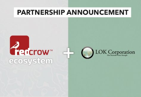 LOK Corporation is now part of the RedCrow ecosystem membership