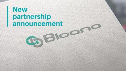 Bioana Partnership announcement